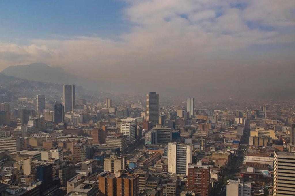 ¿Qué piensan los colombianos sobre la calidad del aire?