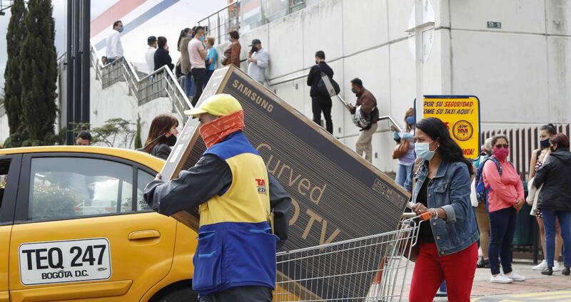 Encuesta Online ¿Cómo están actuando los consumidores con la reactivación económica del país?